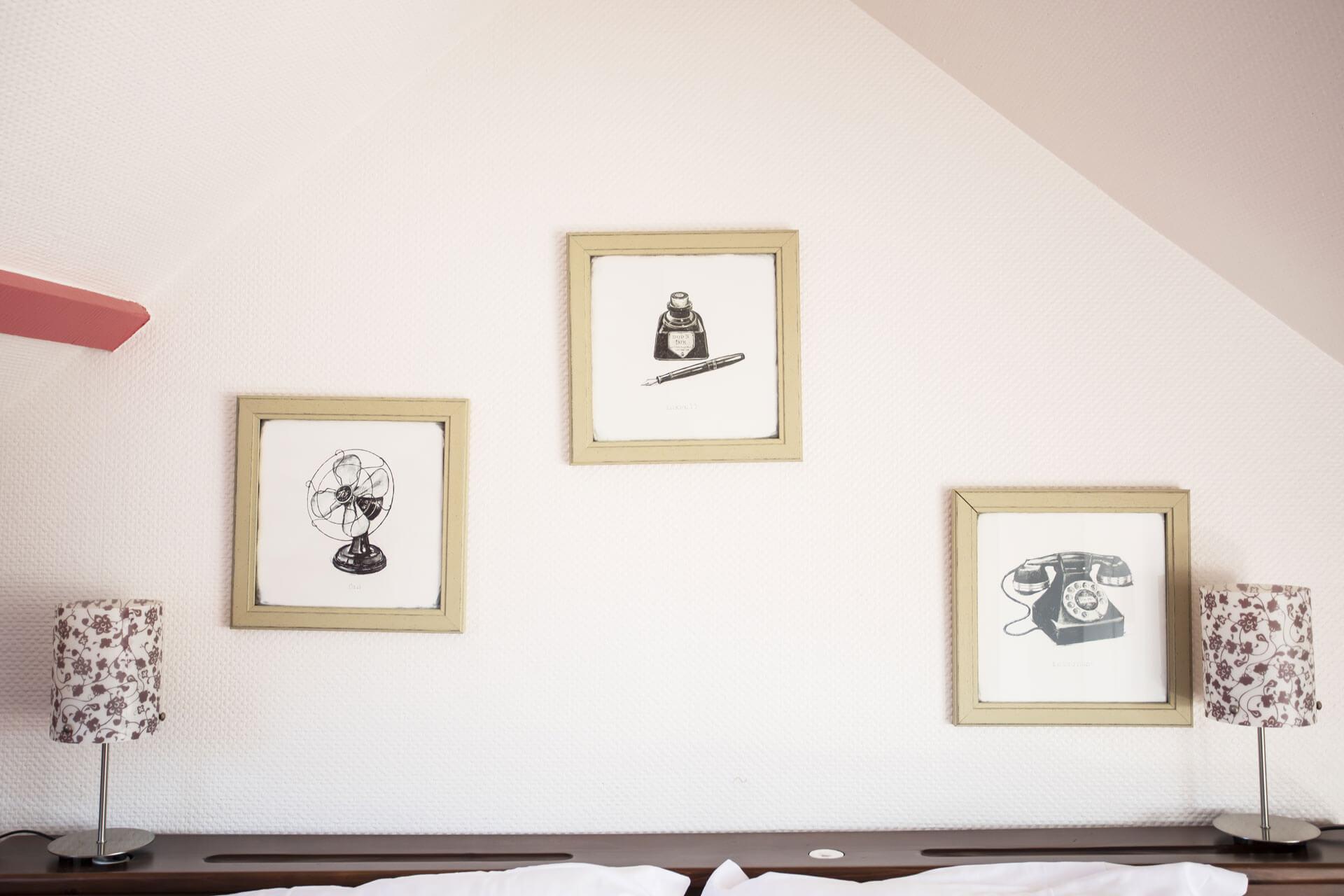 chambre hotel ile aux moines